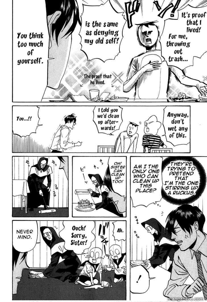 Arakawa Under the Bridge 207 Page 2