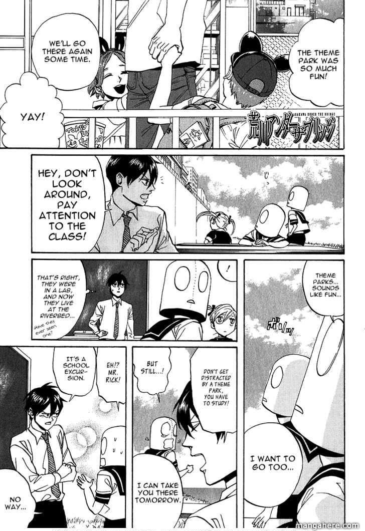 Arakawa Under the Bridge 214 Page 1