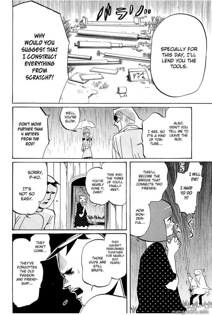 Arakawa Under the Bridge 228 Page 2