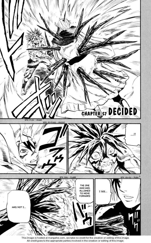Kurozakuro 57 Page 1