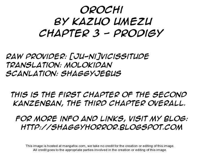 Orochi 3 Page 1