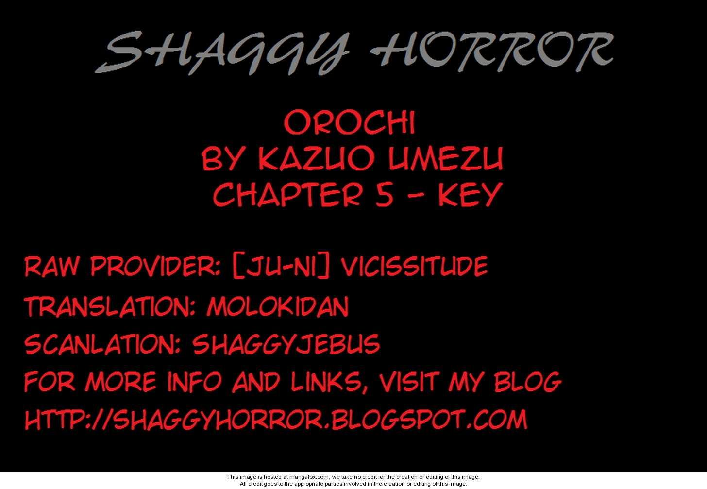 Orochi 5.1 Page 1