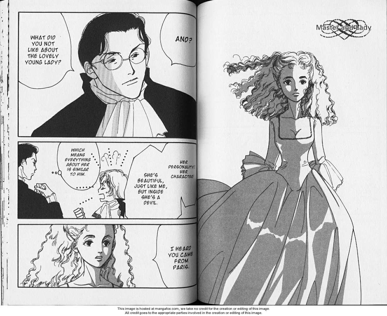 Ai towa Yoru ni Kizuku Mono 5 Page 1