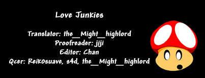 Love Junkies 8 Page 1
