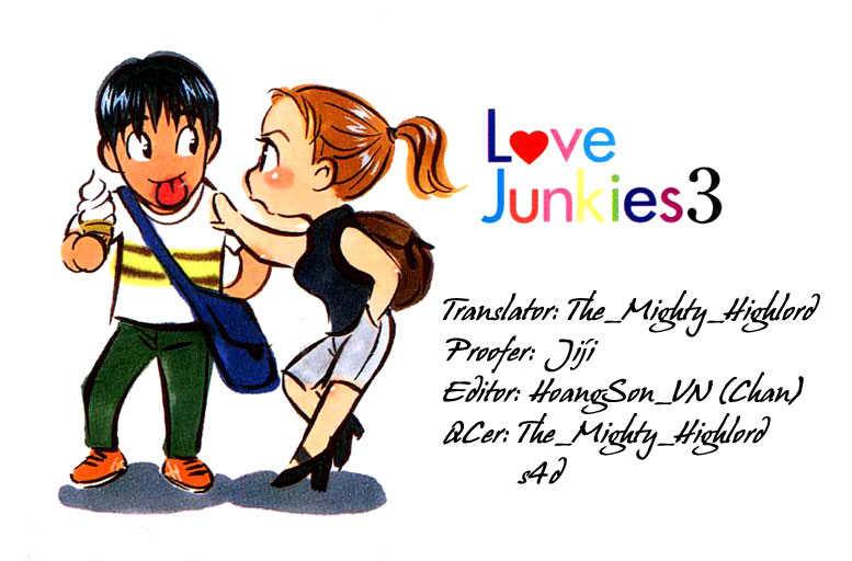Love Junkies 20 Page 2