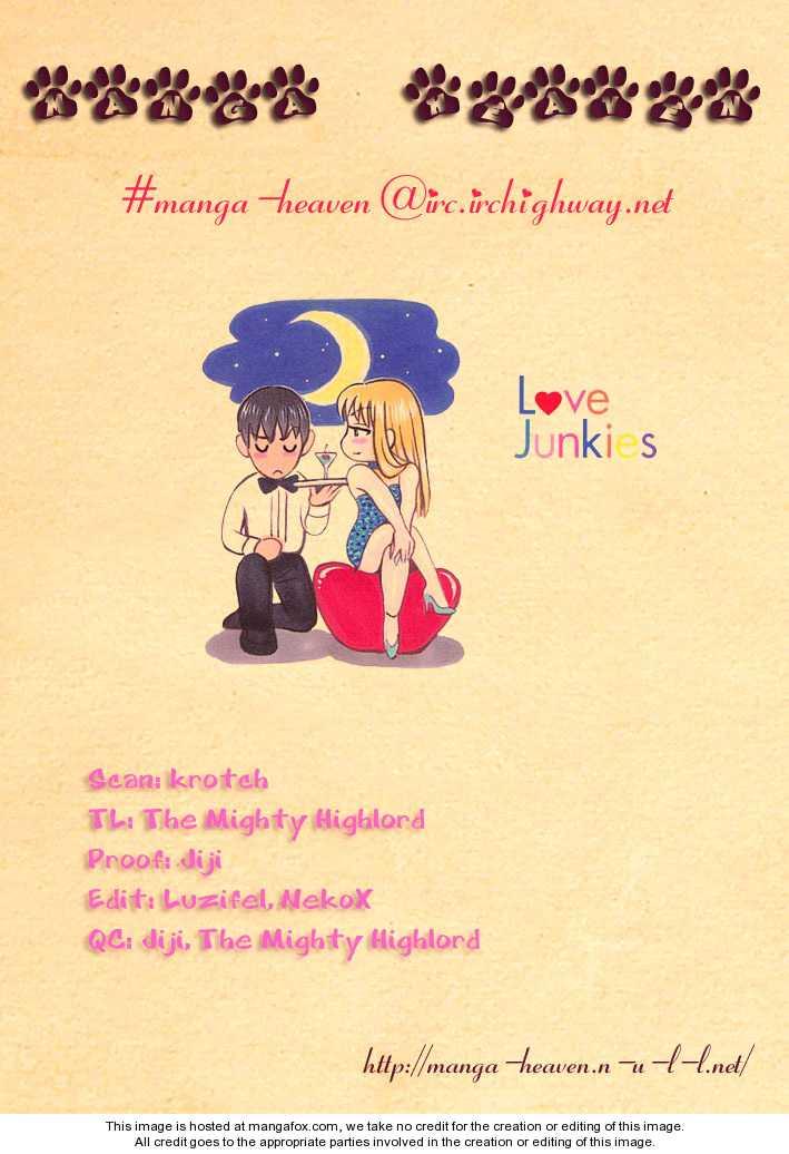 Love Junkies 45 Page 1