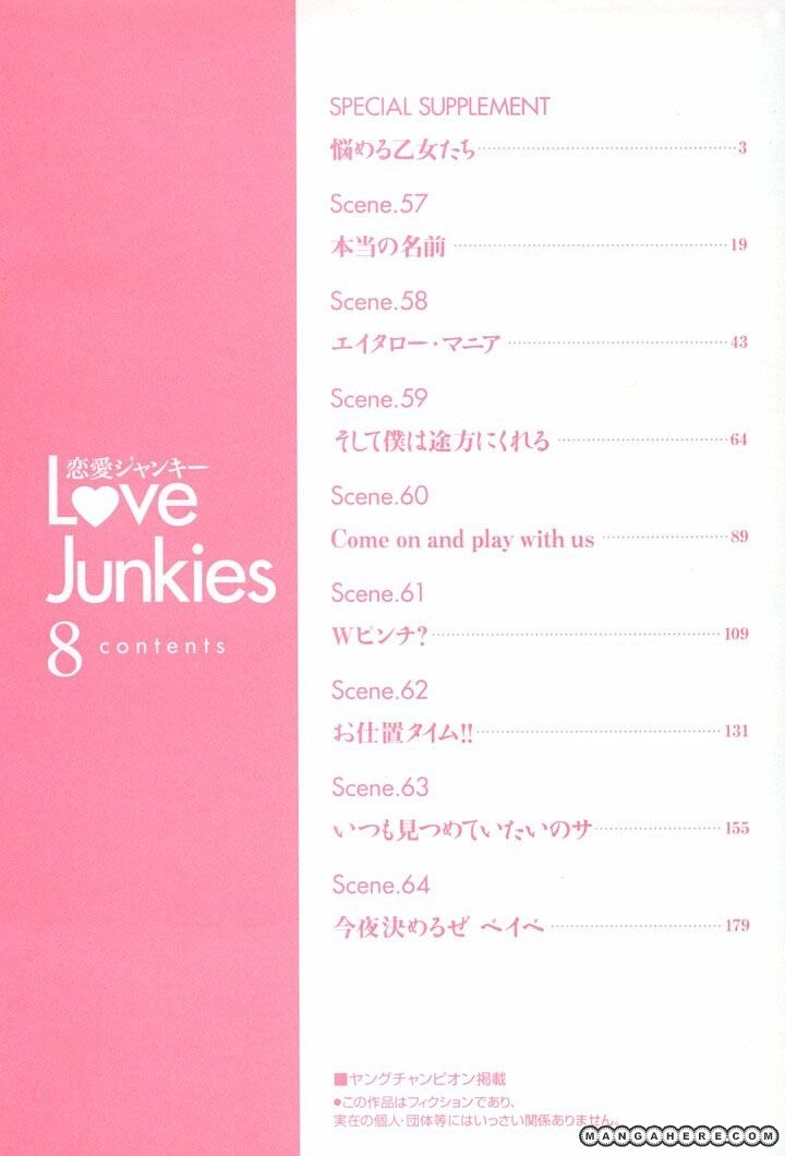 Love Junkies 57.5 Page 2