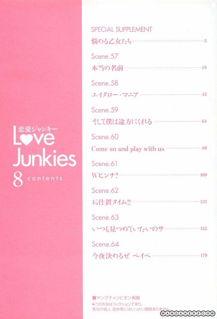 Love Junkies 57.5 Page 2