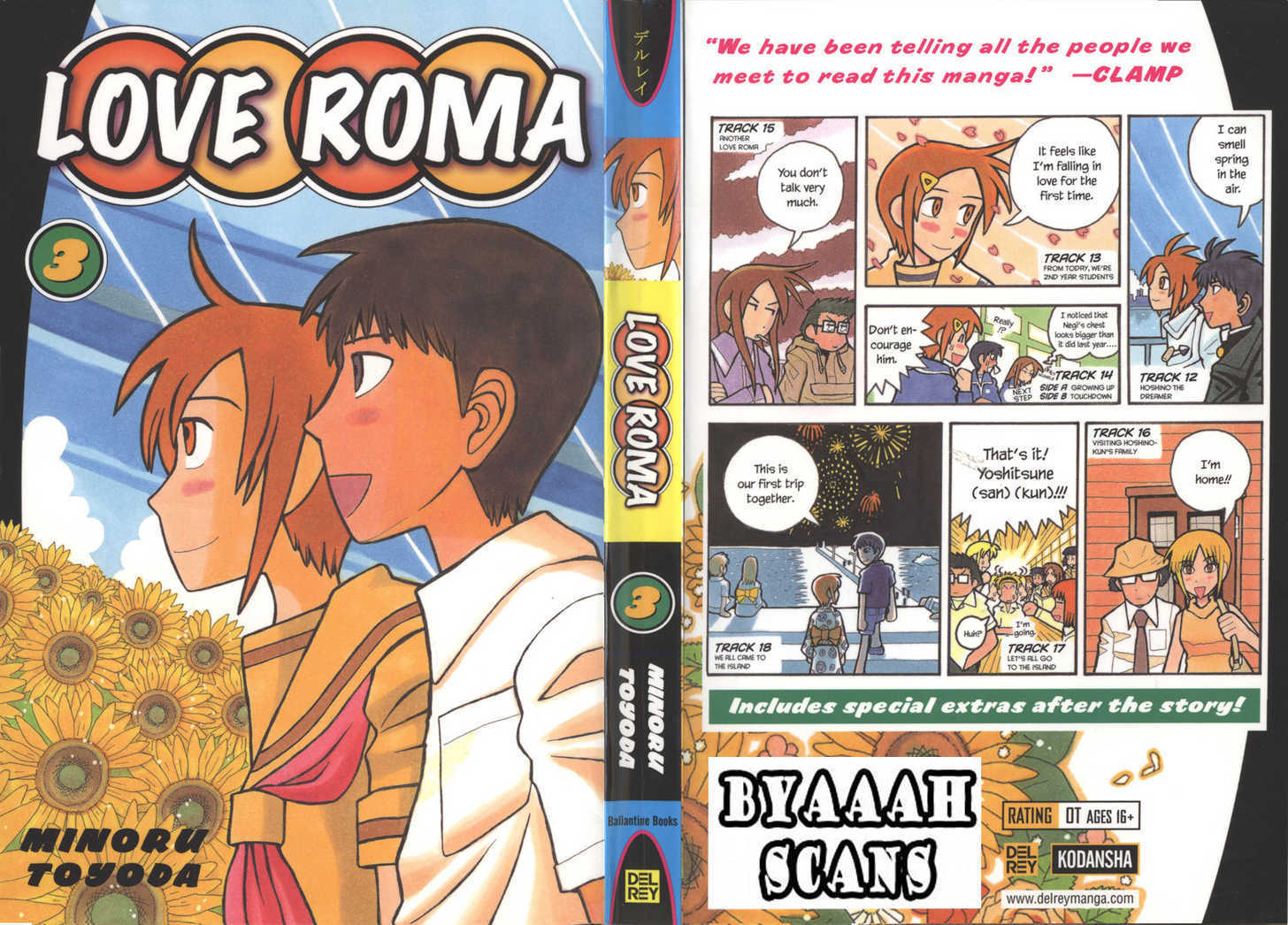 Love Roma 1 Page 2