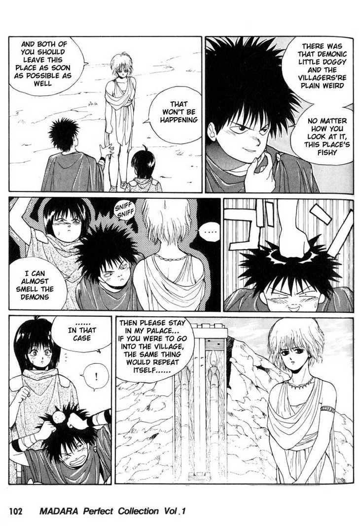 Madara 2.2 Page 1