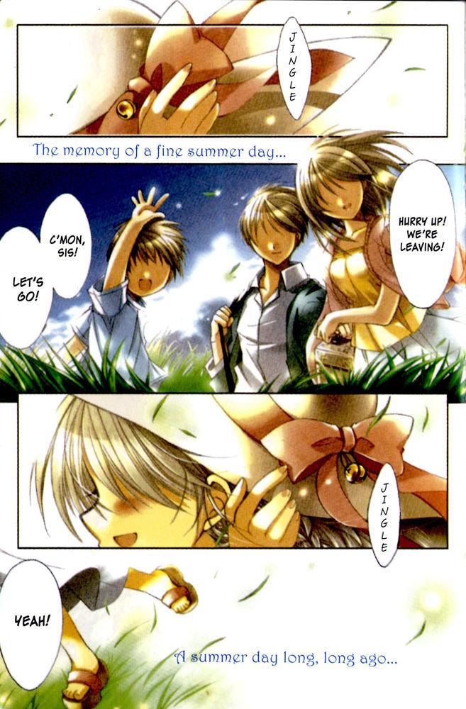 Hibiki's Magic 7 Page 1