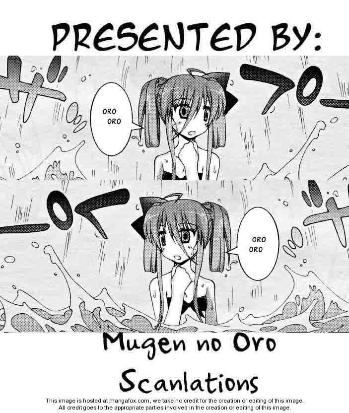 Magical Girl Lyrical Nanoha ViVid 9 Page 1