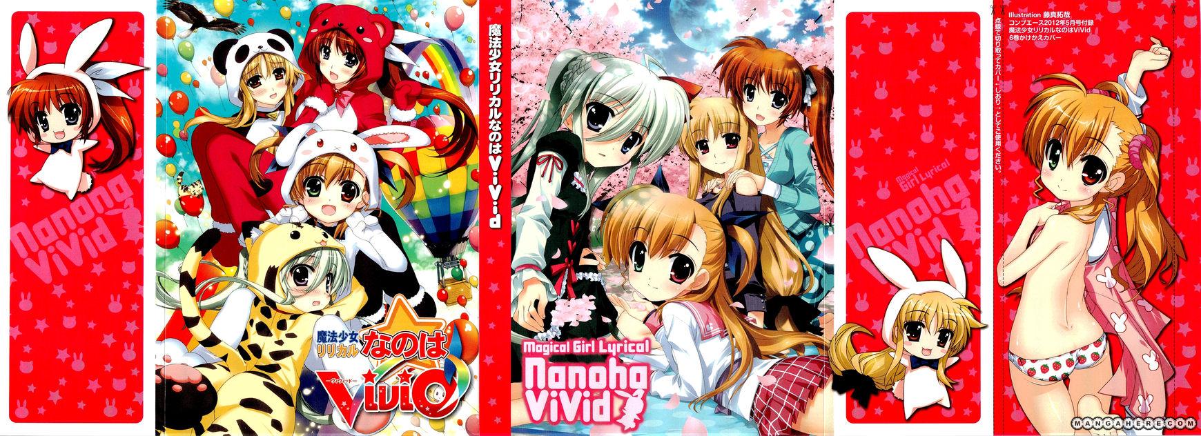 Magical Girl Lyrical Nanoha ViVid 28 Page 1