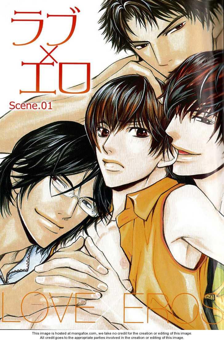 Love x Ero 1 Page 1