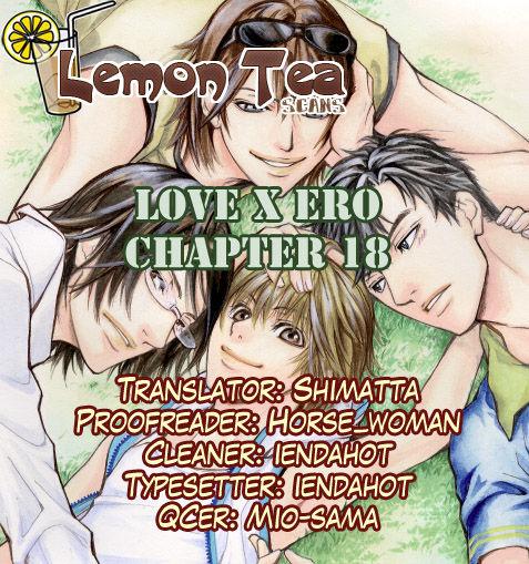 Love x Ero 18 Page 1