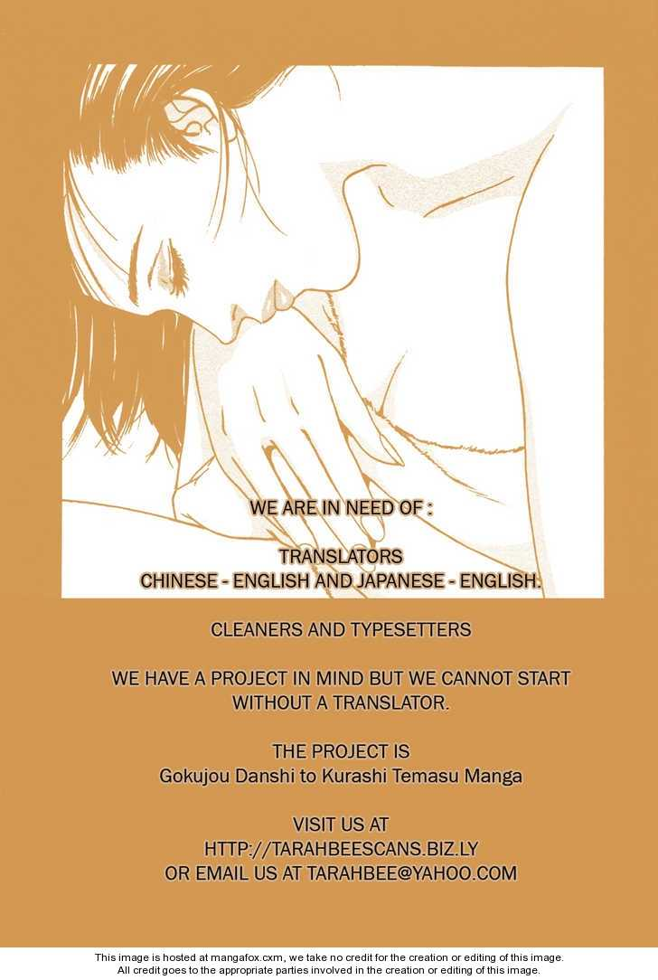 Desire (KOTANI Kenichi) 14 Page 1