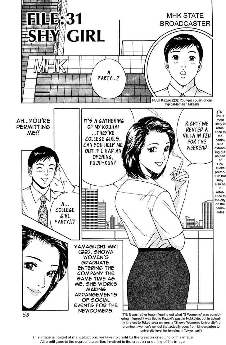 Desire (KOTANI Kenichi) 31 Page 2