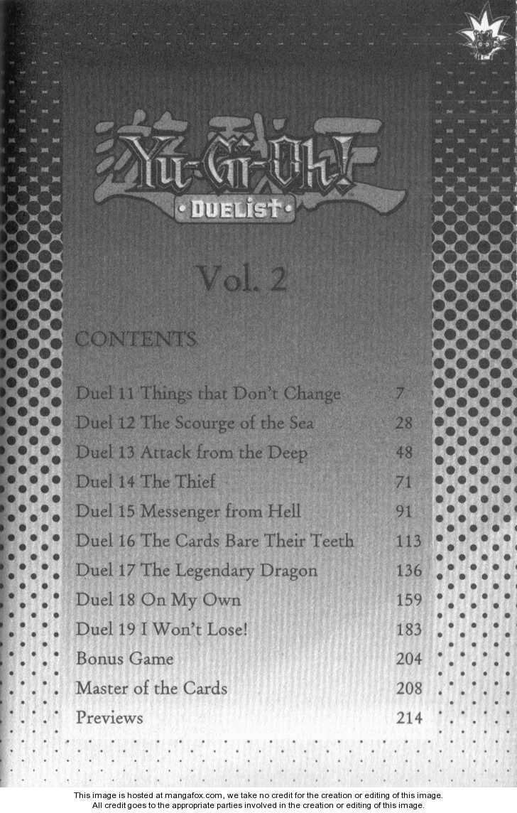 Yu-Gi-Oh! Duelist 11 Page 3