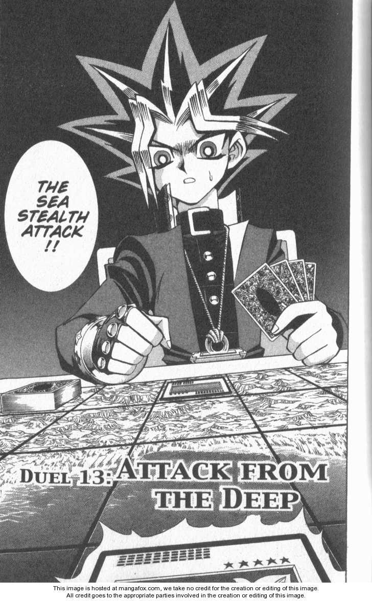Yu-Gi-Oh! Duelist 13 Page 2