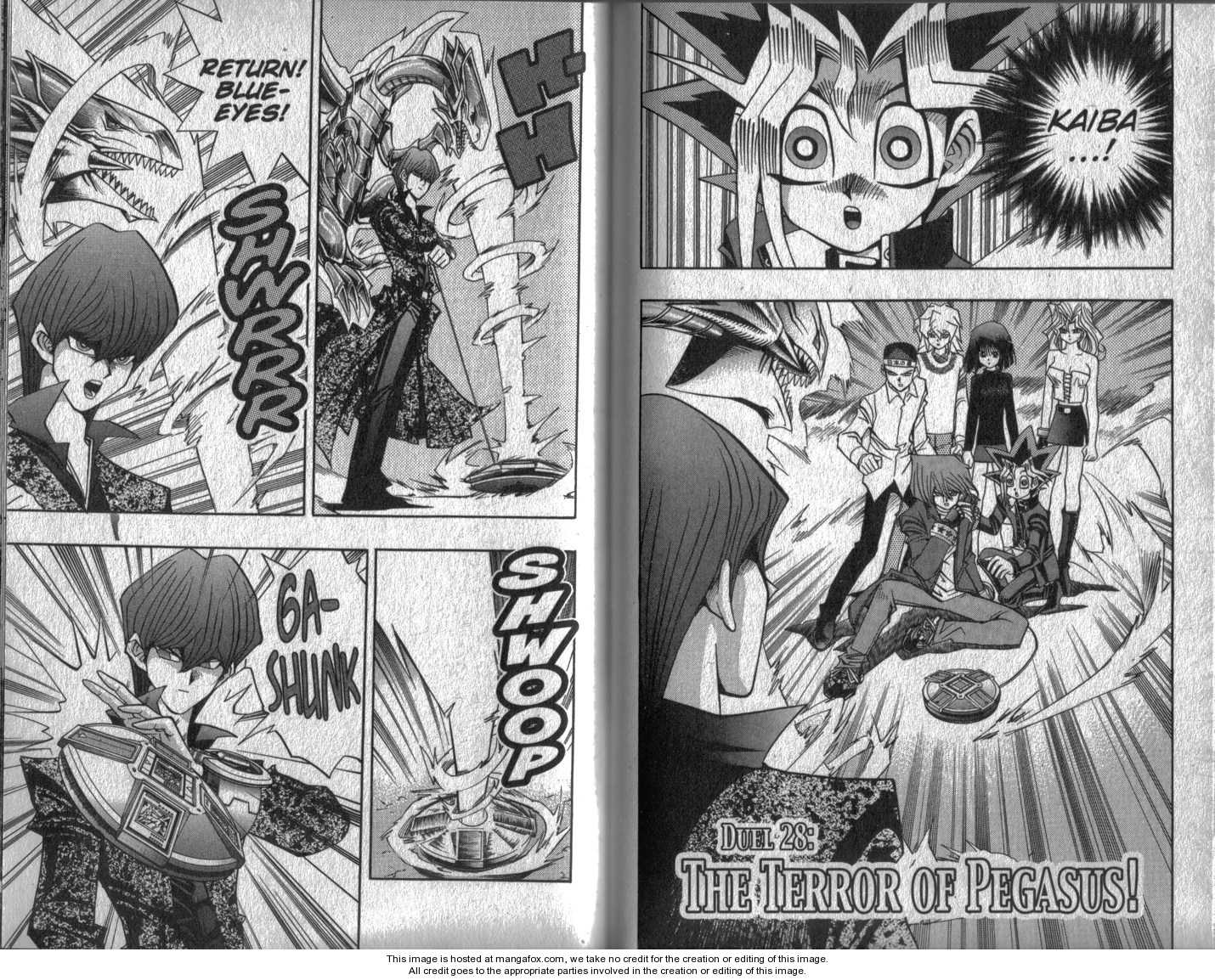 Yu-Gi-Oh! Duelist 28 Page 2