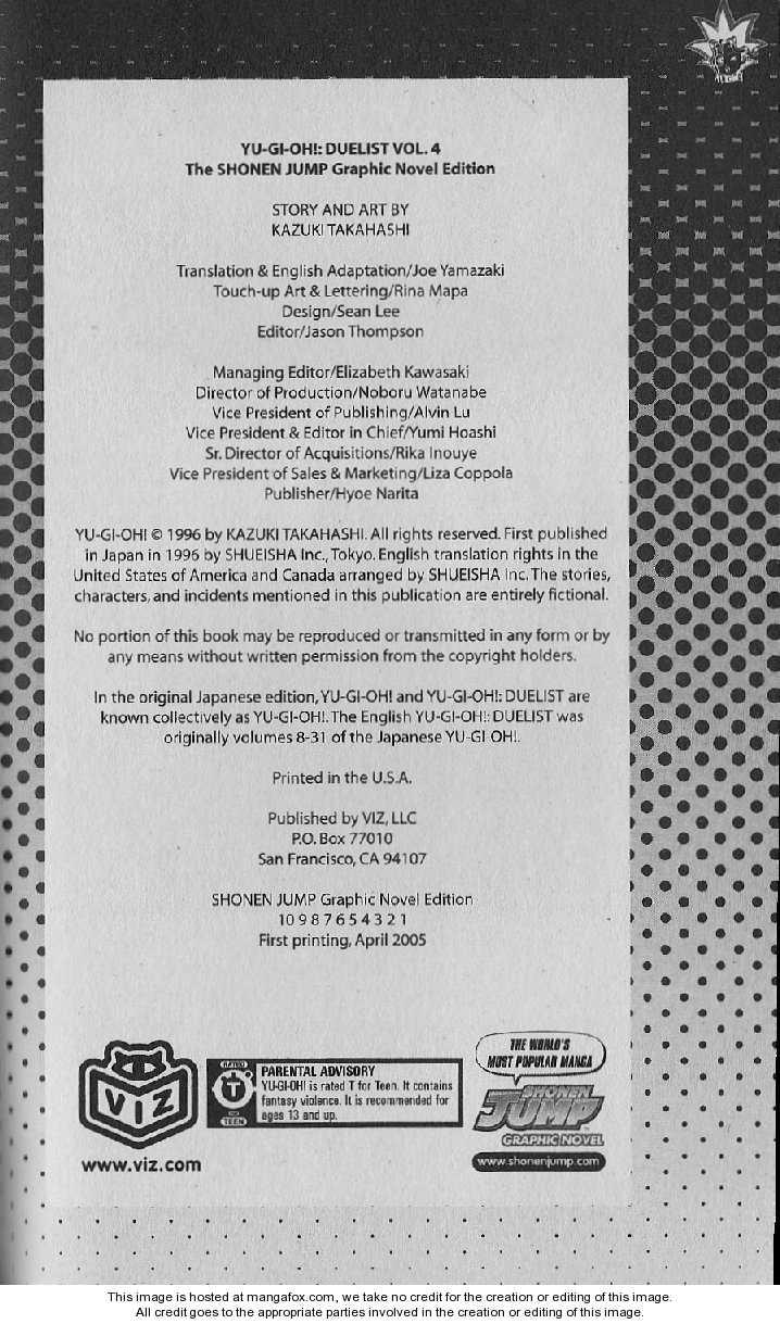 Yu-Gi-Oh! Duelist 29 Page 3