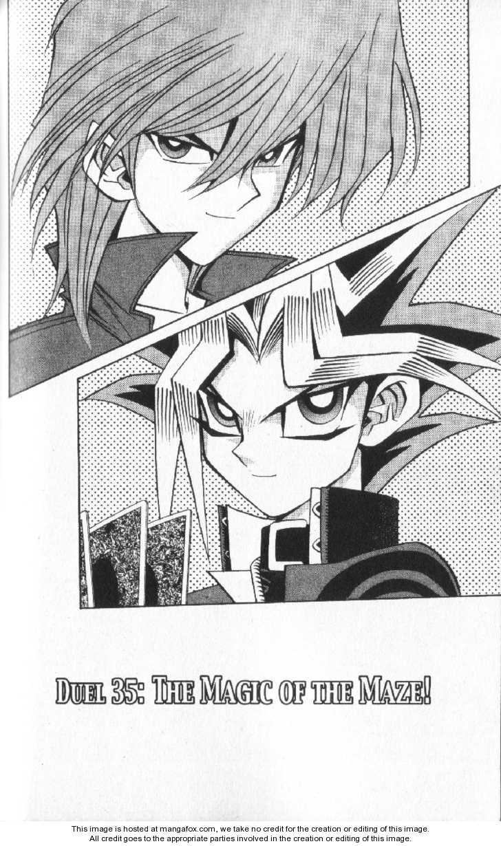 Yu-Gi-Oh! Duelist 35 Page 2