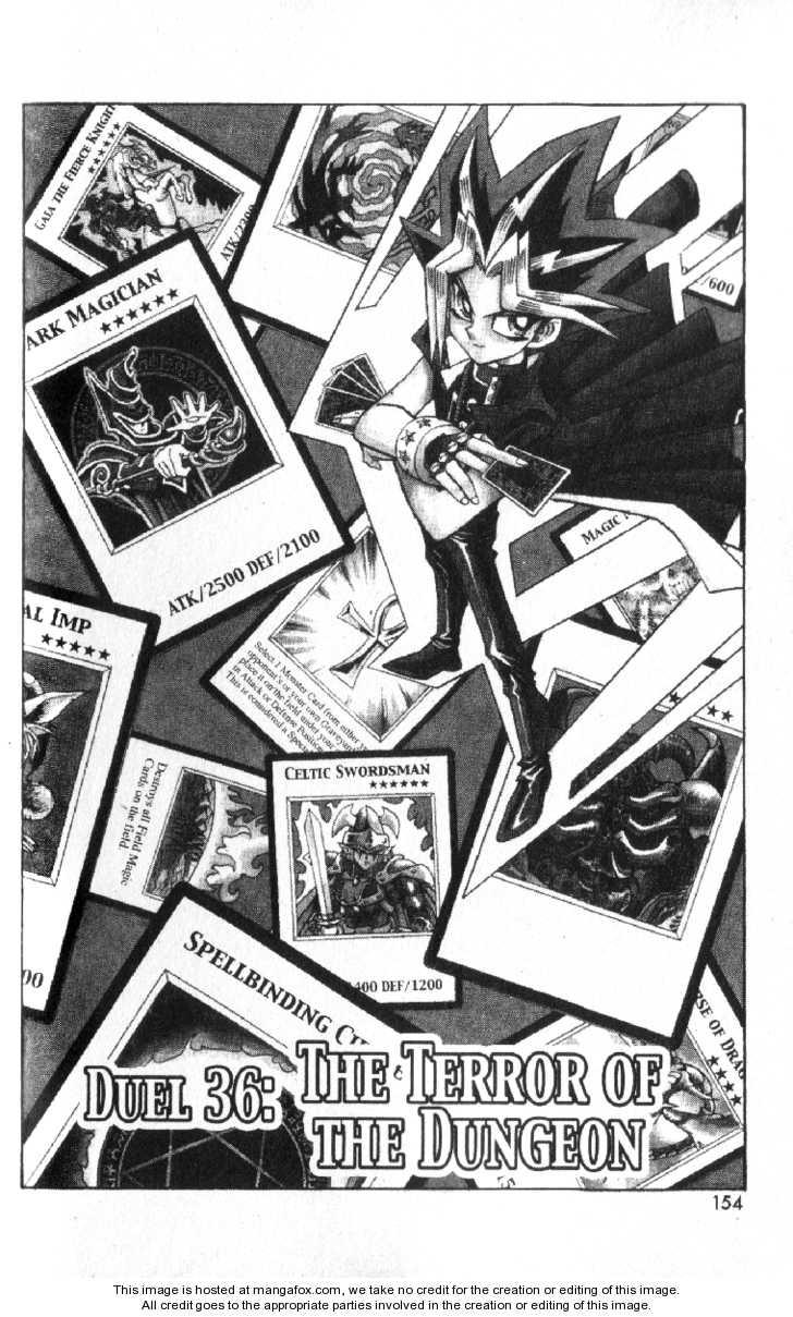 Yu-Gi-Oh! Duelist 36 Page 1