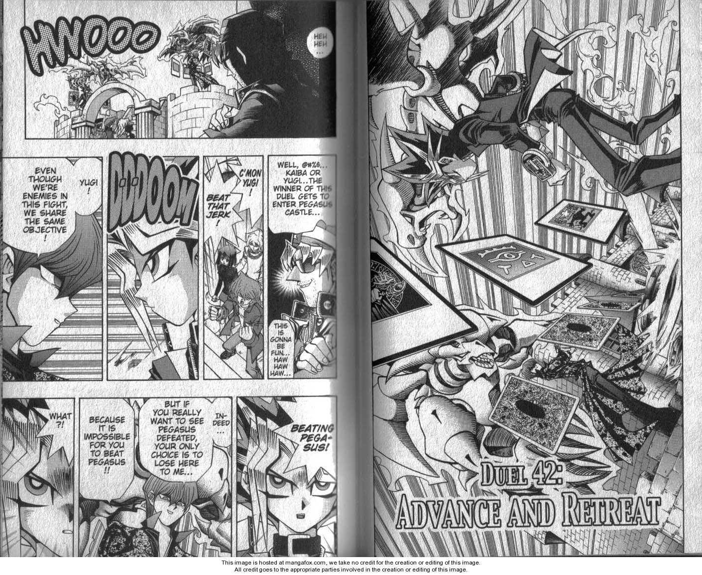 Yu-Gi-Oh! Duelist 42 Page 2