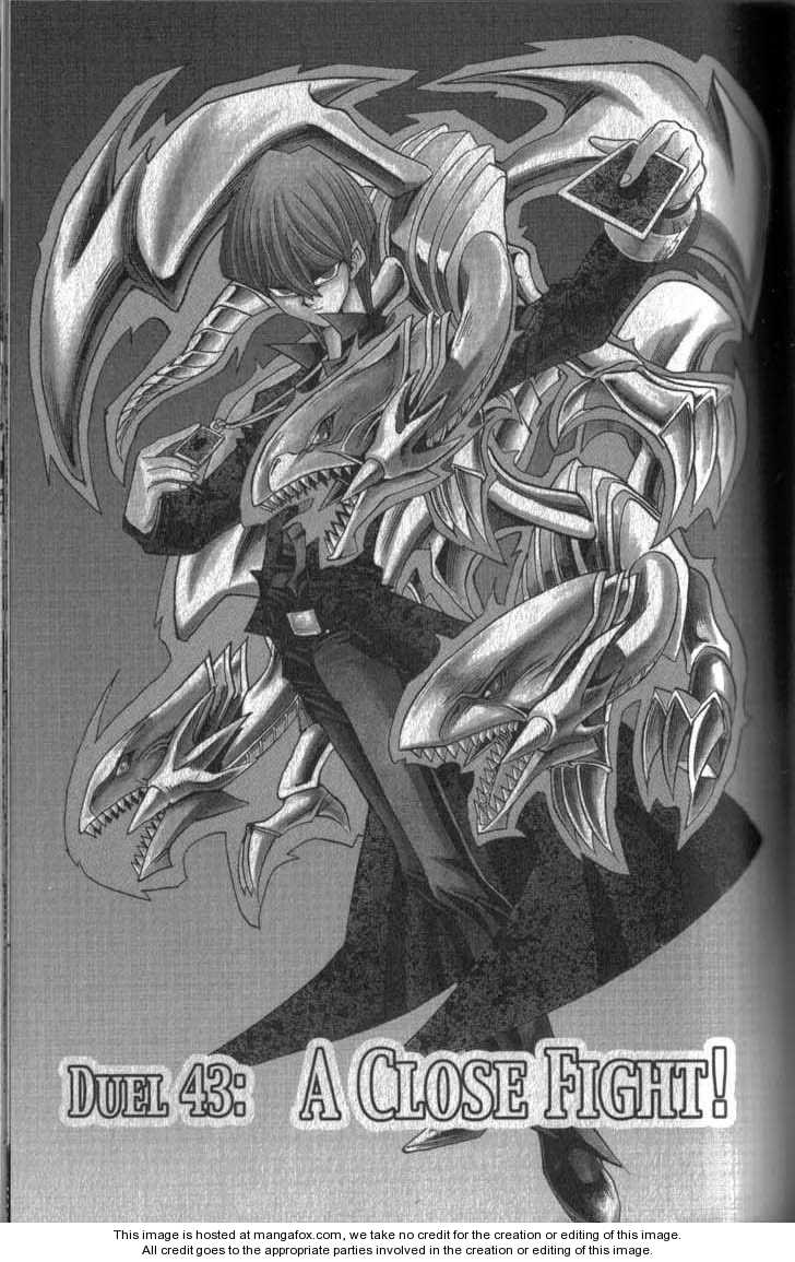 Yu-Gi-Oh! Duelist 43 Page 1