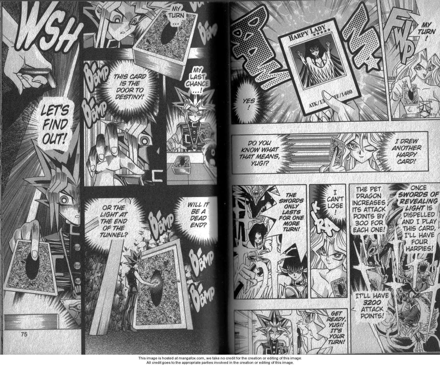 Yu-Gi-Oh! Duelist 59 Page 5