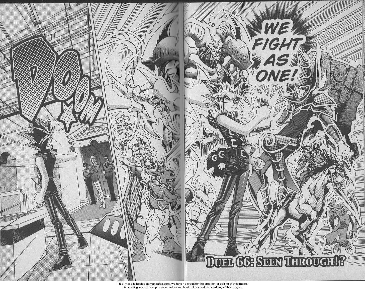 Yu-Gi-Oh! Duelist 66 Page 2