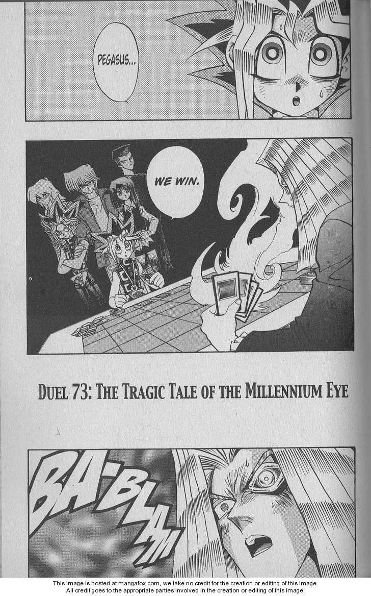 Yu-Gi-Oh! Duelist 73 Page 1