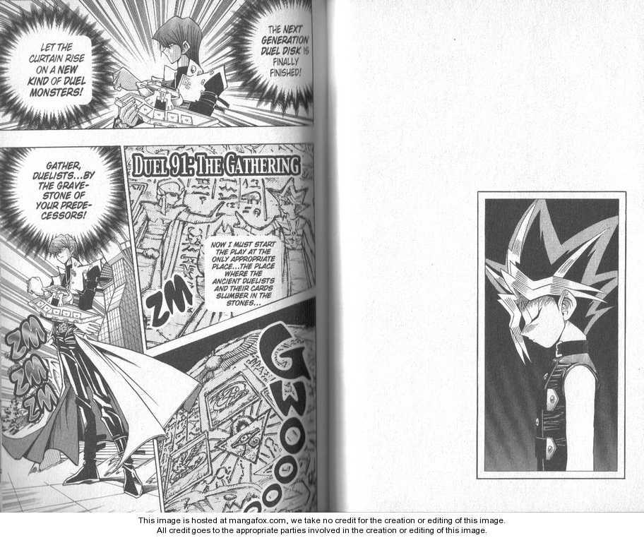 Yu-Gi-Oh! Duelist 91 Page 1