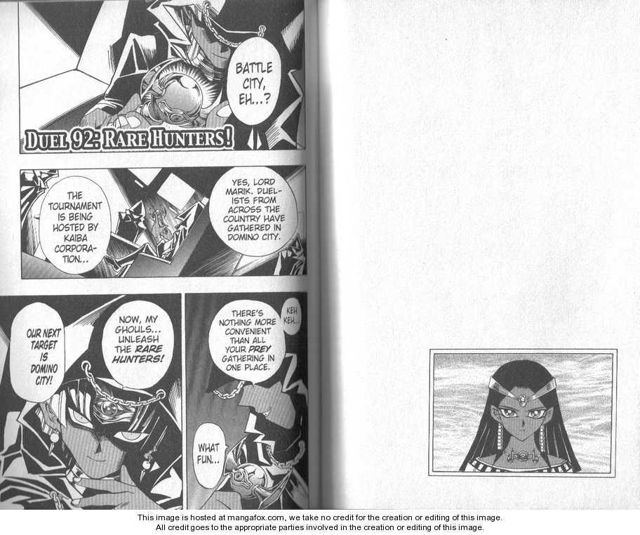 Yu-Gi-Oh! Duelist 92 Page 1