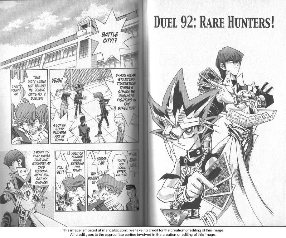 Yu-Gi-Oh! Duelist 92 Page 2