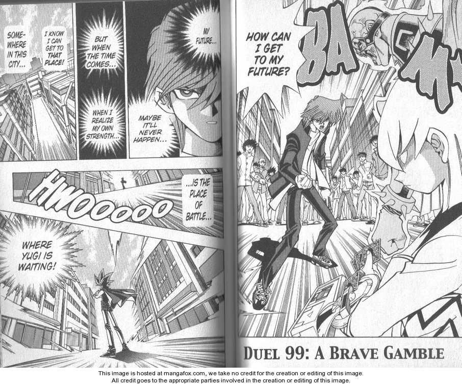 Yu-Gi-Oh! Duelist 99 Page 2