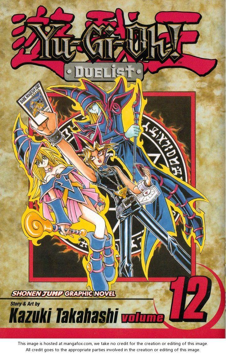 Yu-Gi-Oh! Duelist 102 Page 1