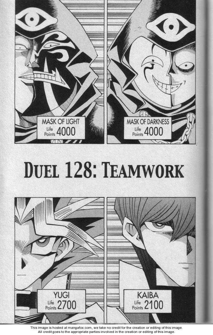 Yu-Gi-Oh! Duelist 128 Page 1