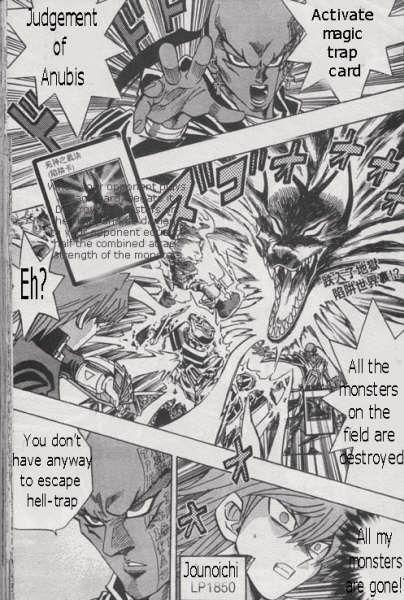 Yu-Gi-Oh! Duelist 152 Page 1