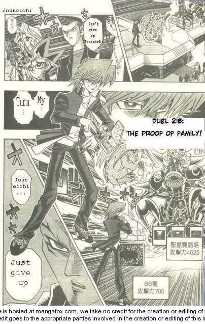 Yu-Gi-Oh! Duelist 156 Page 1