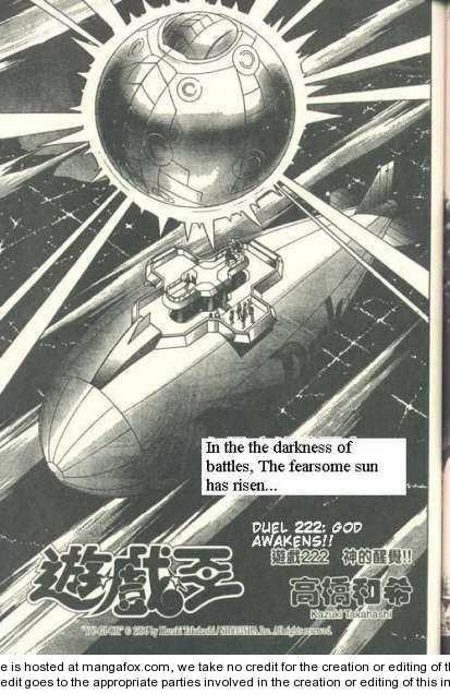Yu-Gi-Oh! Duelist 163 Page 1