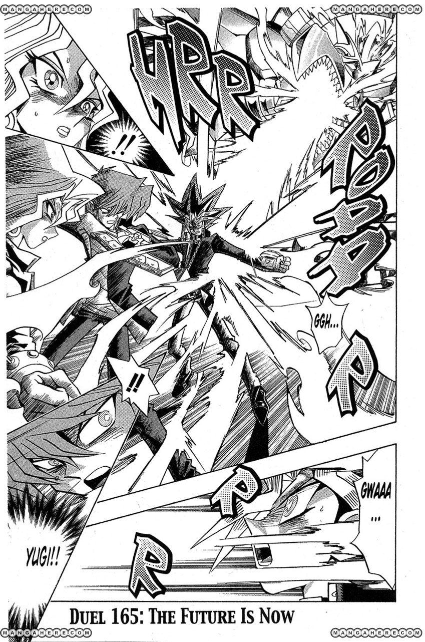 Yu-Gi-Oh! Duelist 165 Page 2
