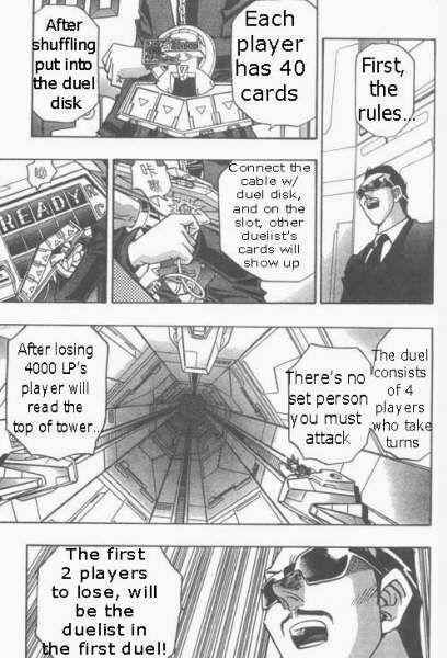 Yu-Gi-Oh! Duelist 180 Page 3