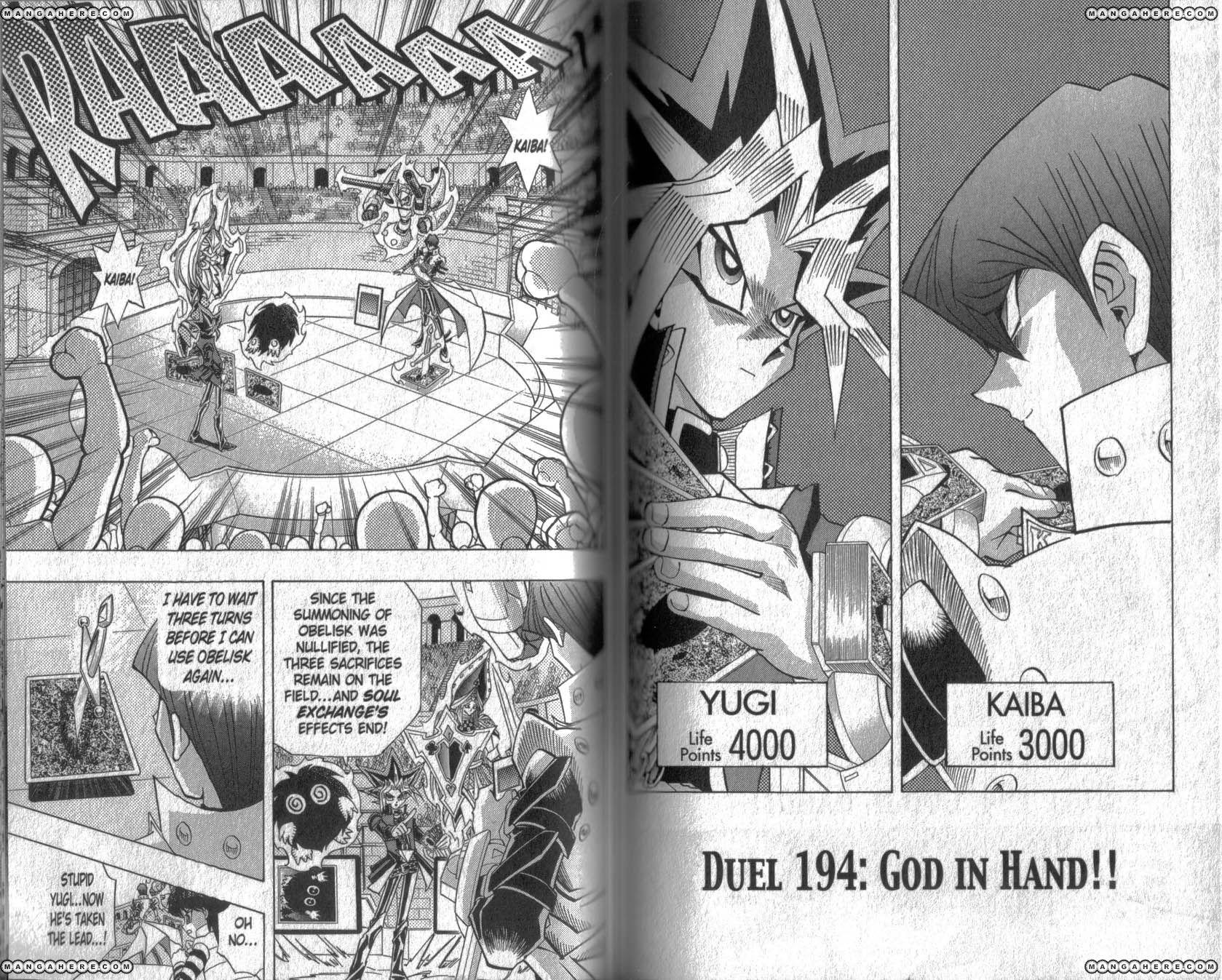 Yu-Gi-Oh! Duelist 194 Page 2