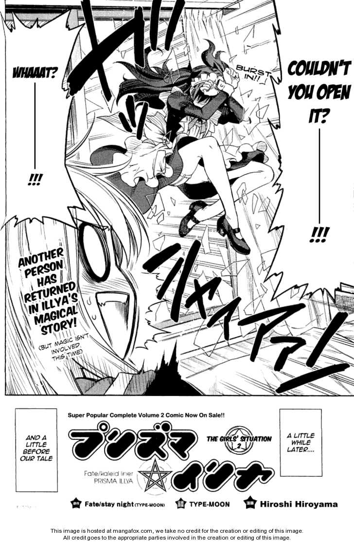 Fate/Kaleid Liner Prisma Illya 2wei! 9.6 Page 2