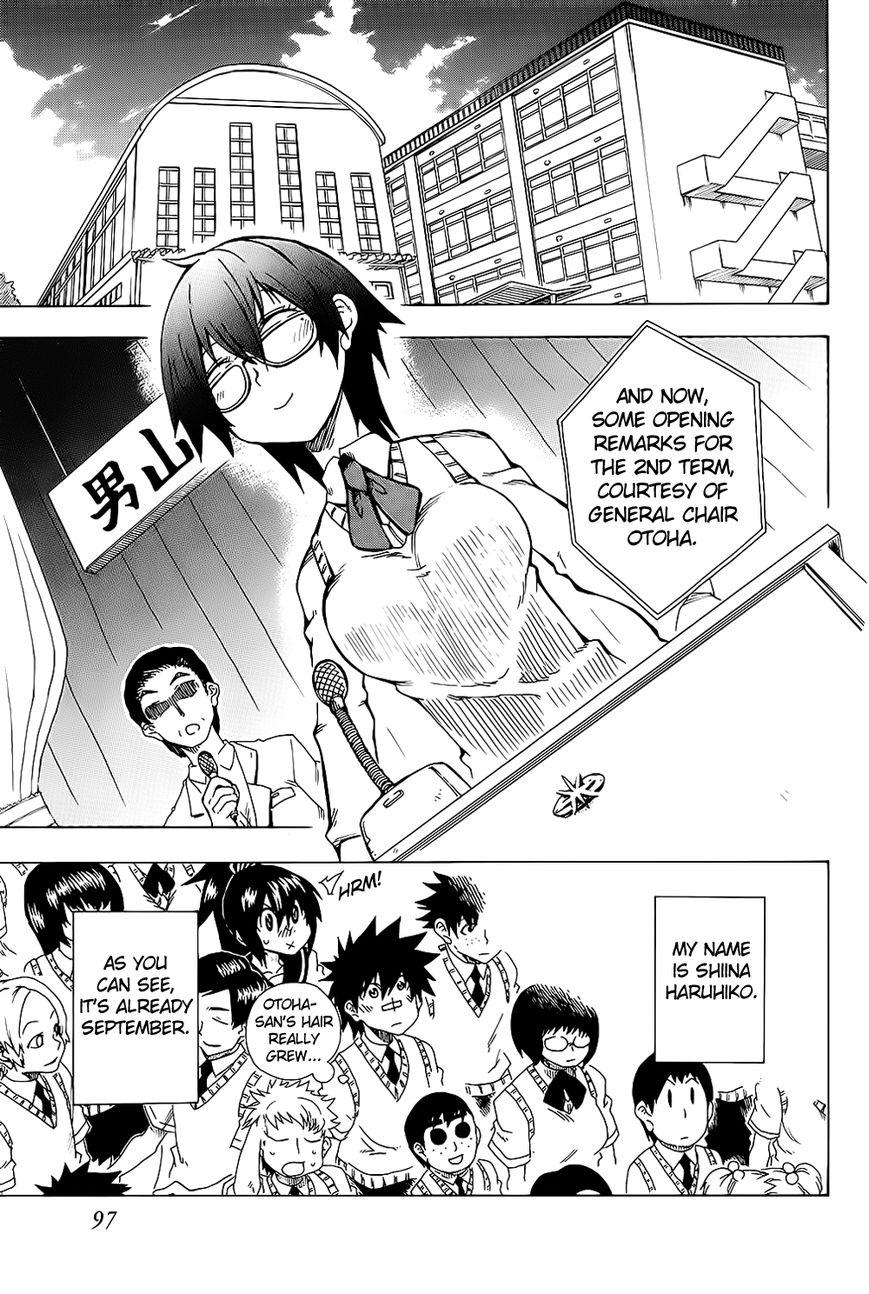 Shiinake no Hitobito 19 Page 1