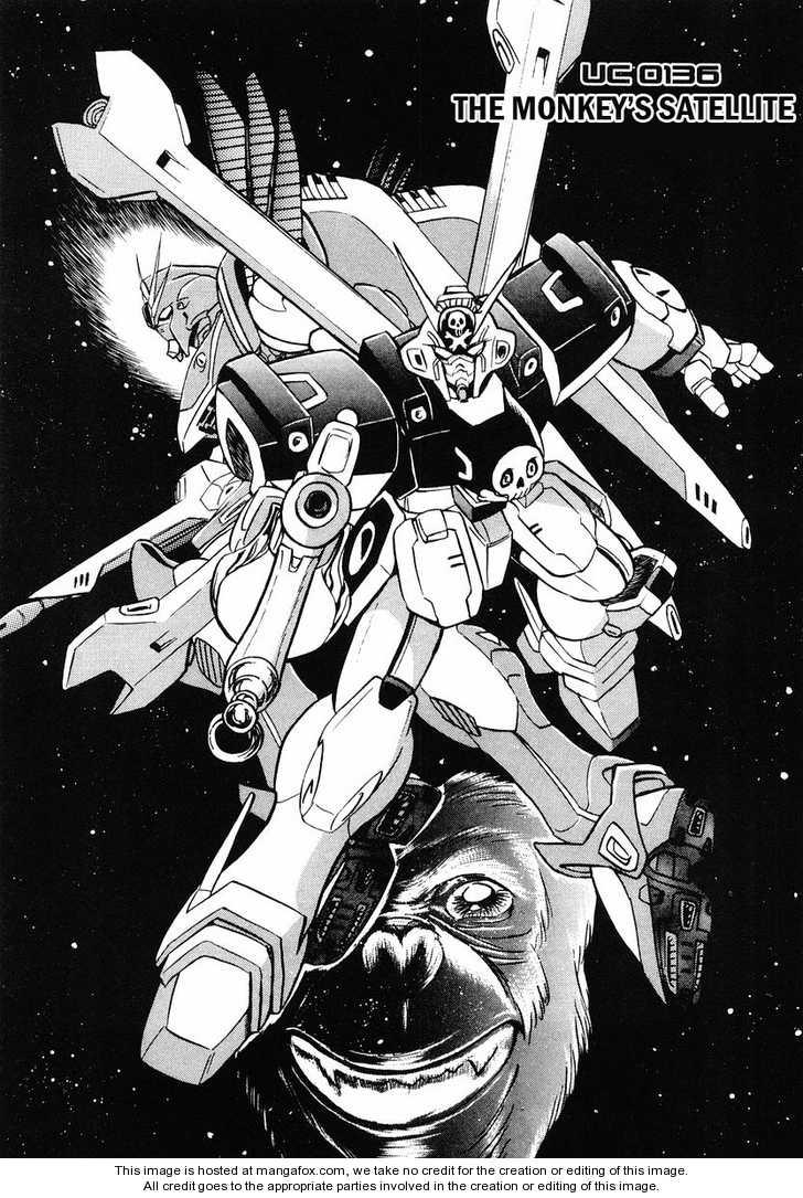 Crossbone Gundam: Skullheart 6 Page 3