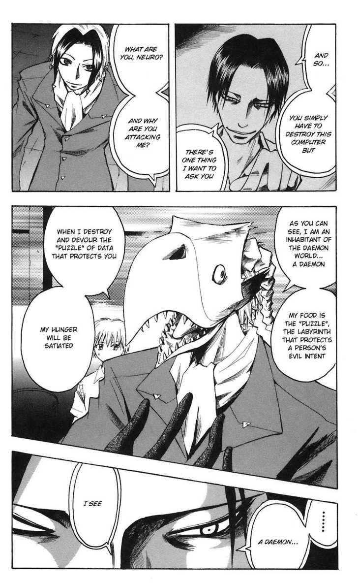 Majin Tantei Nougami Neuro 74 Page 2