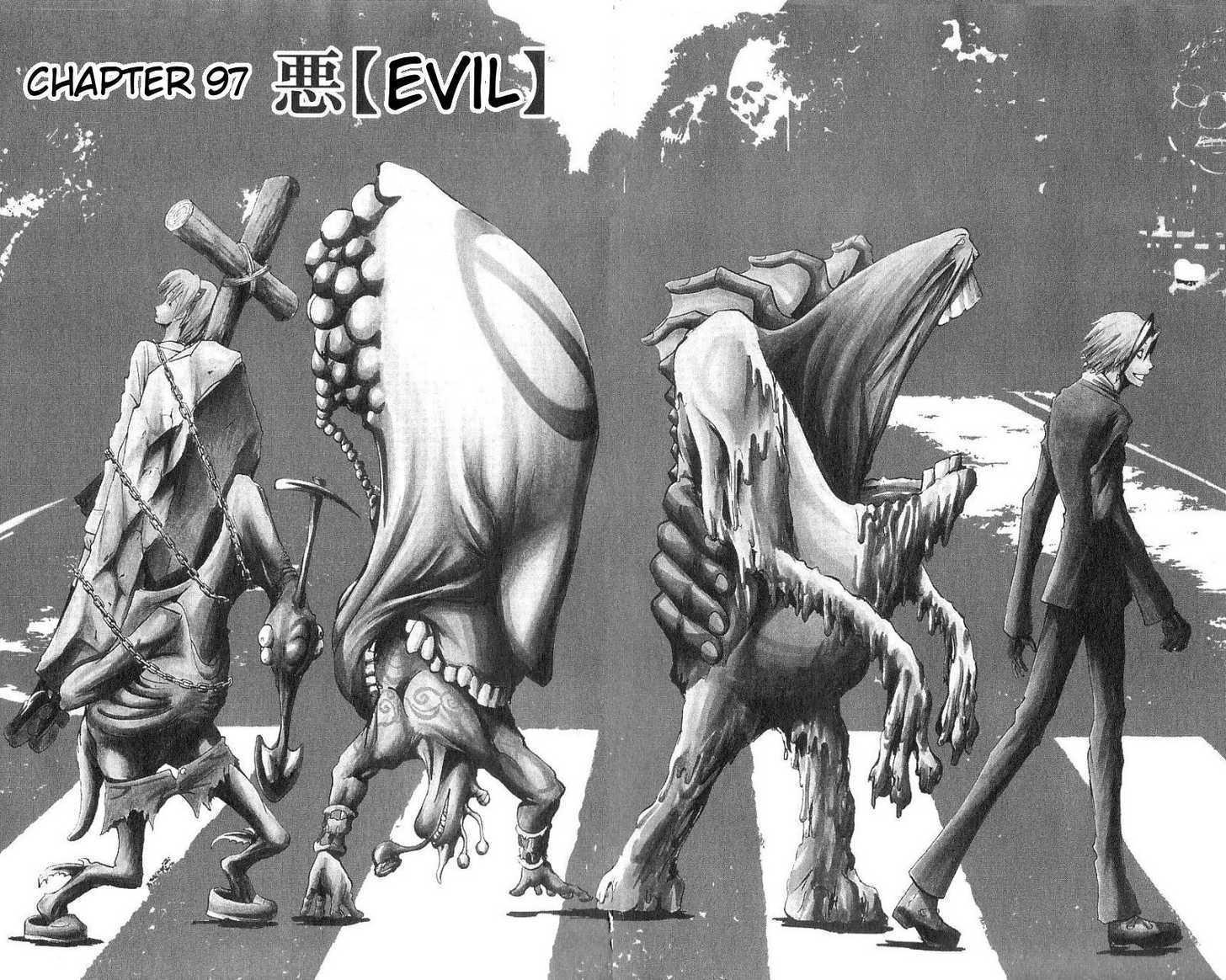 Majin Tantei Nougami Neuro 97 Page 2