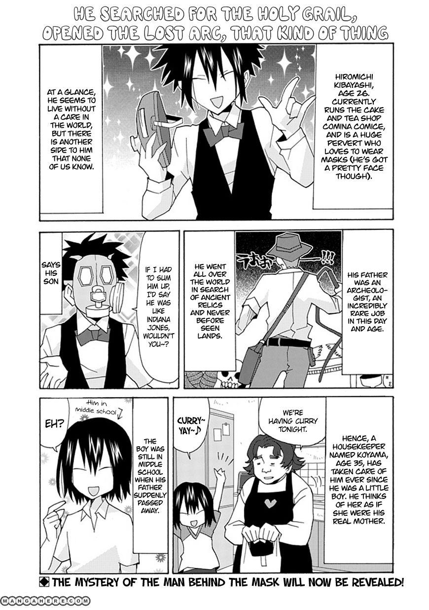 Yandere Kanojo 39 Page 2